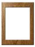Picture wood frame Royalty Free Stock Photo