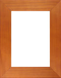 Picture wooden frame Stock Photography