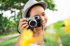 Picture of you Royalty Free Stock Photo