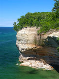 Pictured Rocks National Lakeshore Stock Images