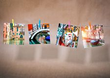 Pictures of cityscapes of Venice Stock Photo