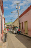 Pictures of Cuba - Bayamo Royalty Free Stock Images