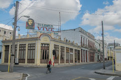 Pictures of Cuba - Cienfuegos Royalty Free Stock Photography