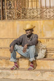 Pictures of Cuba - Cuban People Royalty Free Stock Photos