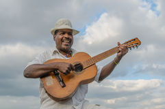 Pictures of Cuba - Cuban People Stock Photo