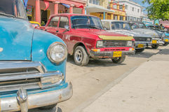 Pictures of Cuba - Holguin Royalty Free Stock Image