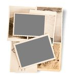 Pictures frames Royalty Free Stock Images