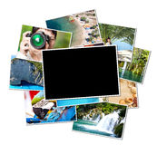 Pictures of holiday. Royalty Free Stock Photos