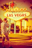 Pictures in Las Vegas Royalty Free Stock Image