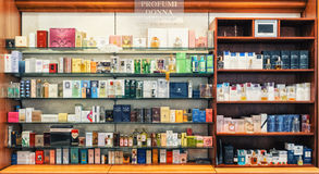 Perfumes Royalty Free Stock Photography