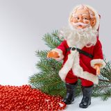 Pictures of Toy Santa Claus Royalty Free Stock Images