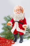 Pictures of Toy Santa Claus Royalty Free Stock Photo