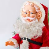 Pictures of Toy Santa Claus Stock Photography