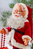 Pictures of Toy Santa Claus Royalty Free Stock Image