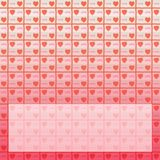 Pictures on valentines day wallpaper Stock Images