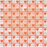 Pictures on valentines day wallpaper Stock Photography