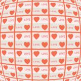 Pictures on valentines day wallpaper Royalty Free Stock Photos