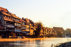 Picturesque Bamberg Royalty Free Stock Photos