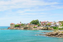 Picturesque bay Royalty Free Stock Images