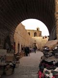 Picturesque and beautiful Streets of Essaouira in Morocco royalty free stock photos