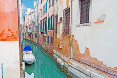 Picturesque canal Royalty Free Stock Photography