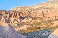 The picturesque Cappadocia Stock Image