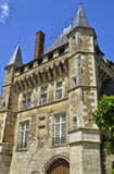 Picturesque castle of Talcy in Loir et Cher Royalty Free Stock Photography
