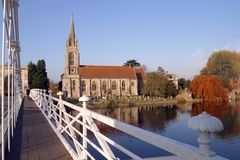 Free Picturesque Chilterns - Marlow Stock Photos - 115285333