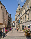 Picturesque city of Dreux in Eure et Loir Royalty Free Stock Images