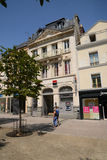 Picturesque city of Dreux in Eure et Loir Royalty Free Stock Photo