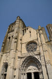Picturesque city of Dreux in Eure et Loir Stock Photo