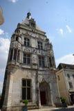 Picturesque city of Dreux in Eure et Loir Stock Images