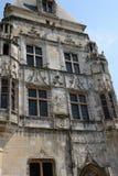 Picturesque city of Dreux in Eure et Loir Stock Photos