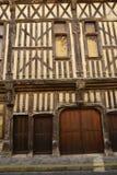 Picturesque city of Gallardon in Eure et Loir Stock Images