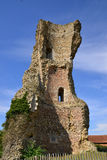 Picturesque city of Gallardon in Eure et Loir Royalty Free Stock Photography
