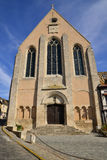 Picturesque city of Gallardon in Eure et Loir Stock Photos