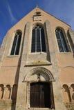 Picturesque city of Gallardon in Eure et Loir Stock Photo