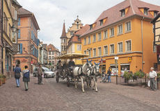 Picturesque Colmar Royalty Free Stock Images