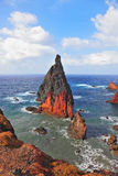Picturesque colorful cliffs Stock Photos