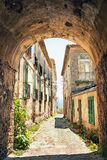 A picturesque corner in Tuscany, Italy Stock Photography