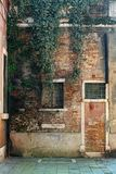 Picturesque corner in Venice, Italy Royalty Free Stock Images