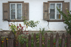 Picturesque cottage Royalty Free Stock Photo