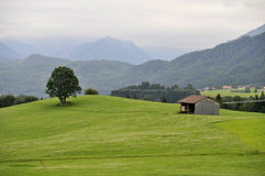 Picturesque countryside Royalty Free Stock Photography
