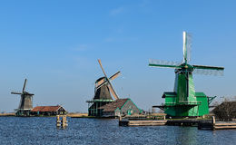 Picturesque existing mill Stock Image