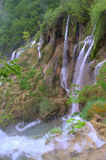 Picturesque waterfalls royalty free stock photography