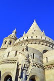 Picturesque Fisherman Bastion Budapest Hungary Royalty Free Stock Photos