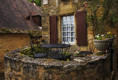 Picturesque french house Stock Image