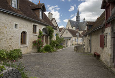 Free Picturesque French Village Stock Photo - 54781650