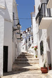 Picturesque Frigiliana- Andalusia, Spain Royalty Free Stock Photos