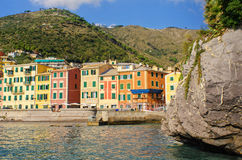 Picturesque Geoa Nervi Royalty Free Stock Photo